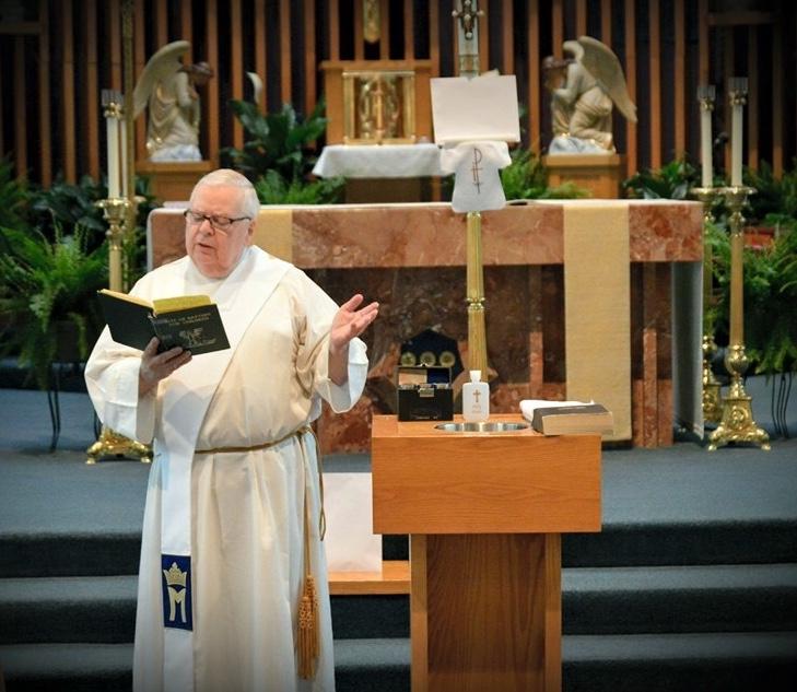 Consider becoming a Deacon