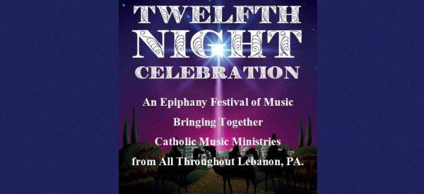 2nd Annual Twelfth Night Music Celebration