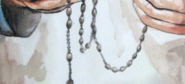 Come pray the rosary… read more