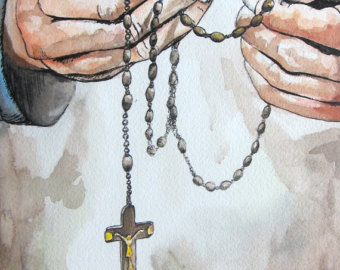 Come pray the rosary… SEPT. Dates..