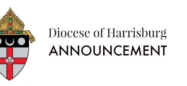 Update on Diocese Reorganization