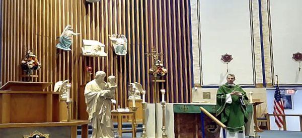 Livestream of Mass