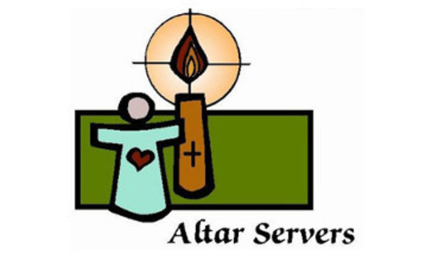 Looking for Altar Servers!