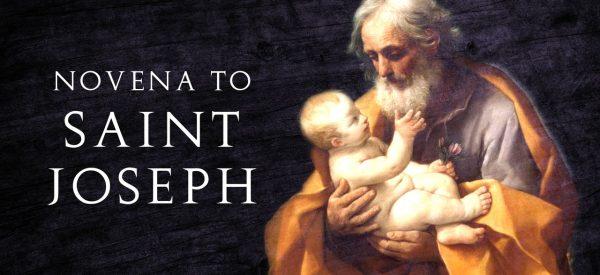 Wednesdays Novena to Saint Joseph