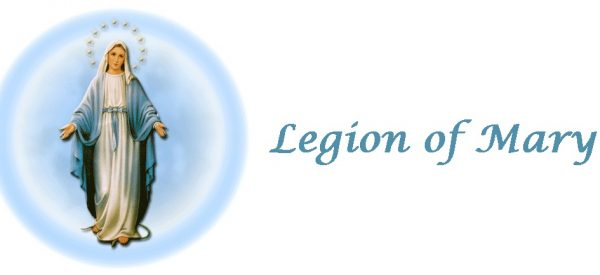 Join the Legion of Mary: Meetings beginning again